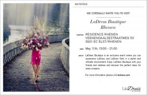 La Dress Boutique bij Residence Rhenen