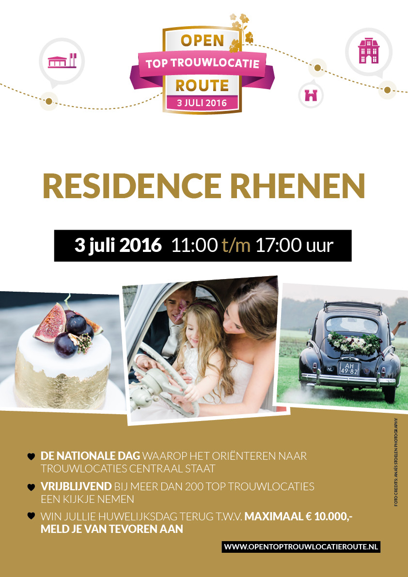 Top Trouwlocatie juli 2016