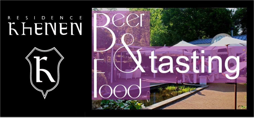 Beer & Food tasting
