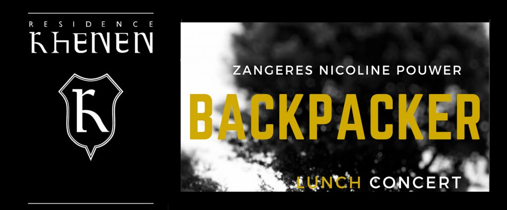 Lunch concert beackpacker