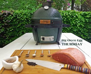 Big Green Egg Dry Thursday