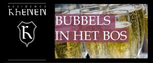 Bubbels in het bos
