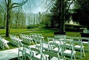 buiten trouwen