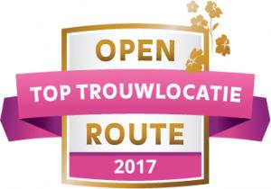 De Open Toptrouwlocatie Route